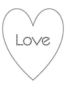 Valentine Pokey Pin