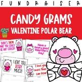Valentine Polar Bears Candy Grams