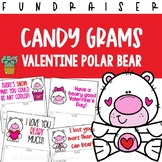 Valentine Polar Bears Candy Grams