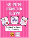 Valentine Polygon Monster Glyph