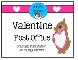 Valentine Post Office - Dramatic Play Station