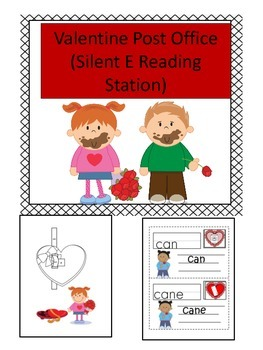 Valentine Post Office- Silent E