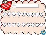 PreK/Kindergarten Valentine Worksheets