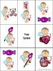 Valentine Preposition Bingo