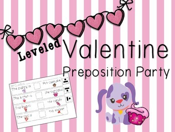 Valentine Preposition Party