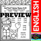 Valentine - Print and Ready - FREE Literacy and Math Small