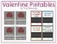 Valentine Printable Labels