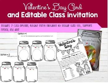 Valentine Printable- Love Bug