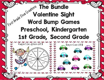 graphic about Sight Word Games Printable identify Valentine Printable Sight Term Online games