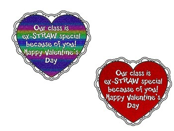 Valentine Printable and Gift