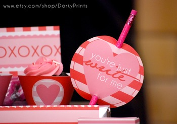 Valentine Printables - Valentine Party DIY