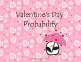 Valentine's Day Probability Smart Board Lesson