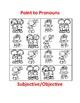 Valentine Pronoun Packet