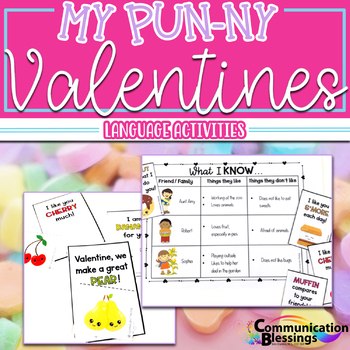 Valentine's Day Figurative Language Puns