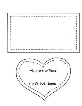 Valentine Puppy Pocket