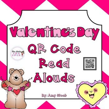 Valentine QR Code Read Alouds