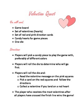 Valentine Quest