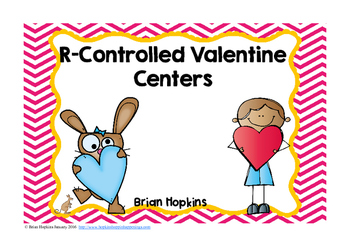 Valentine R-Controlled Vowel Centers
