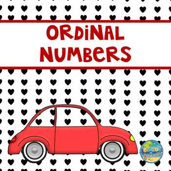 Ordinal Numbers (Valentine's Day)
