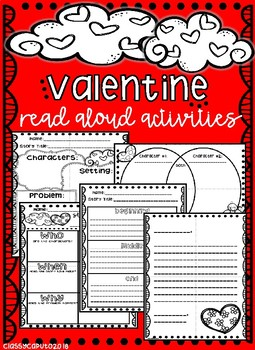 Valentine Read Aloud Activities