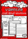 Valentine Read Aloud Activities