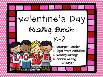 Valentine Reading Bundle
