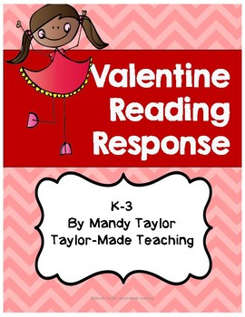Valentine Reading Response