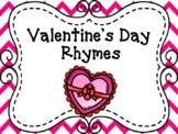 Valentine Rhyming Game 3 Pack