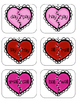 Valentine's Day Rhyming Heart Puzzles