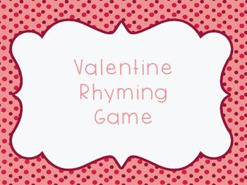 Valentine Rhyming (TSG)