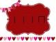 Valentine Rhythm Cards