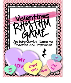 Valentine Rhythm Game - ta rest