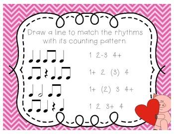 Valentine Rhythms