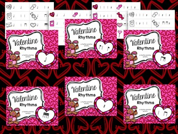 Valentine Rhythms: Bundle