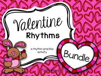 Valentine Rhythms: Bundle