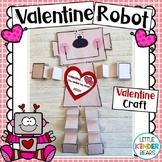 Valentine Robot: February Craft
