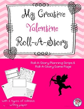 Valentine Roll-A-Story
