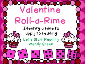 Valentine Roll-a-Rime