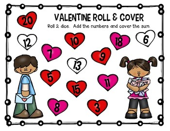 Valentine Roll and Cover