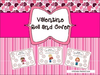 Valentine Roll and Cover Pack