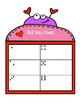 Valentine Roll and... short vowels and sight words