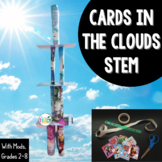 Valentine's Day STEM Challenge: Cards in the Clouds