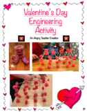 Valentine STEM Engineering Design Process Activity
