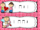 """Valentine Scavenger Hunt--""""Write the Room"""" activity for ta titi and rest"""