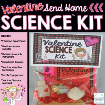 Valentine Science Kits {Send Home Science!}