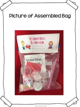 Valentine Science in a Bag