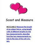 Valentine Scoot and Measure