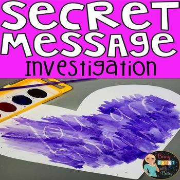 Valentine Secret Message Investigation