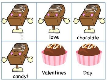 Valentine Sentences