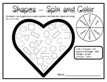 Valentine Shapes Valentines Day Shape Valentines Shape Game Valentines Day Shape